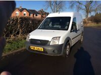 Ford transit connect lwb high top 11 2011