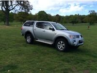 Lowest mileage new shape Mitsubishi l200 on the planet, I have owned it from new ,need a 7 seater