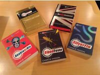 The Young James Bond series by Charlie Higson
