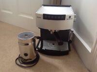 Nespresso Coffee Machine and Aeroccino