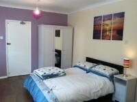 Large double room with ensuite and mini kitchen
