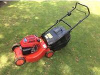 Honda lawnmower..
