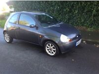 Ford Ka Zetec Climate w/sun roof. 2008. 58,656 mls. V.good condition with new disc/brake pads.