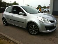 2008 RENAULT CLIO 1.2 **VERY GOOD CONDITION**MOT MARCH 2019** RUNS AND DRIVES PERFECTLY UPTO 57 MPG