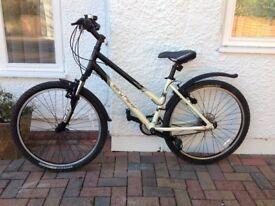 Gary Fisher mountain bike, like new.