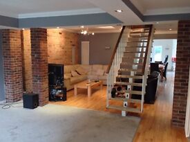 Lovely double room to rent in big open plan house share.