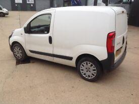 Fiat Fiorino van requires engine good overall condition