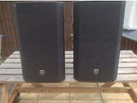 Electro voice zlx12p speakers