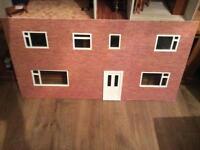 Lovely handmade fully furnished Dolls House