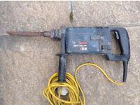 Bosch 600watt drill / breaker 240 volt