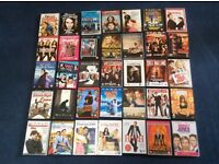 Large DVD Movie Film Collection (70 Titles)