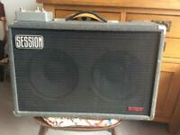 Sessionette 2 x 10 electric guitar combo made in UK 1986