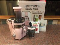 Retro Superfast Juicer