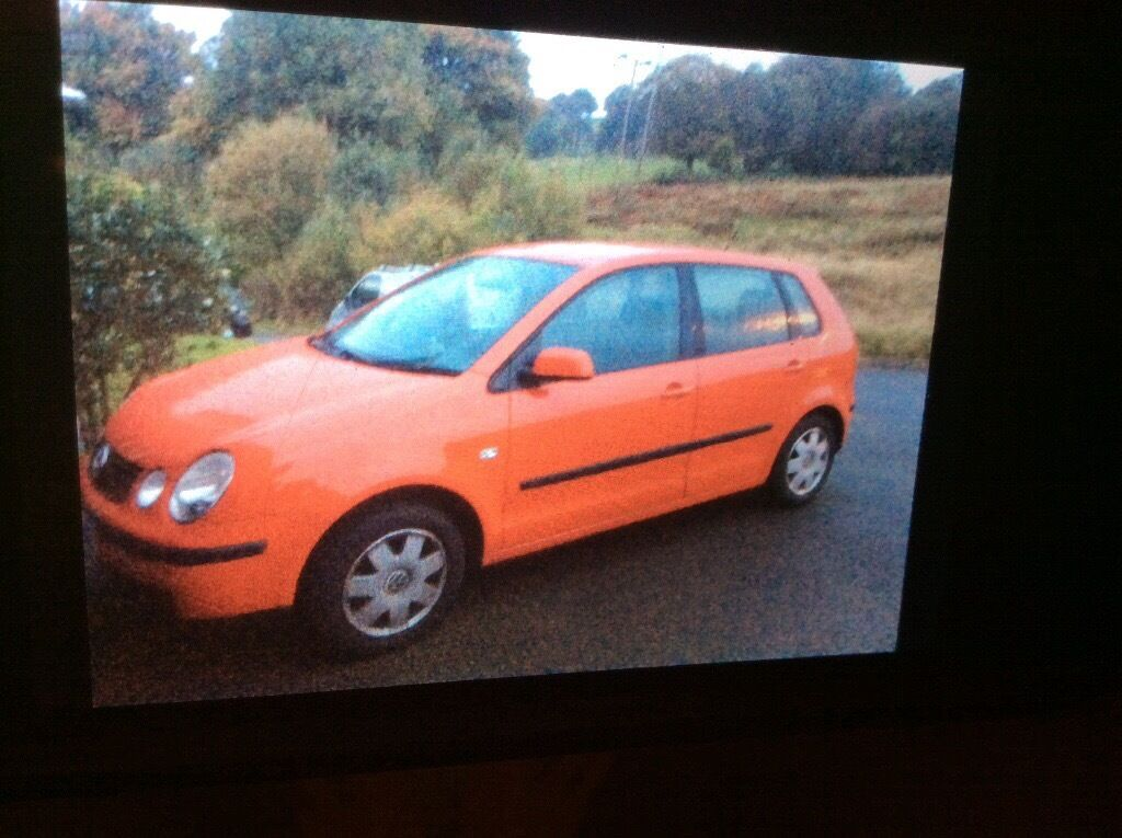 Vw polo 1.4 se 2002.(1 owner from new)