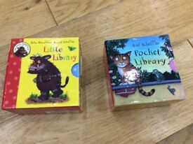 Kids Pocket Library Books - Axel Scheffler