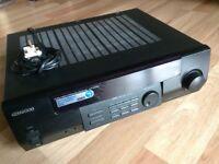 Kenwood Amplifier Surround Receiver Krf-v5030d Audio Video HIFI