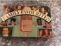 Family favourite cassette tapes.