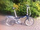 2 X Dahon Speed D7 folding bikes