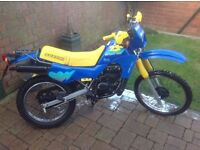 1999 Suzuki TS50ERKX. A great example of this much loved model. A real collectors item in the making