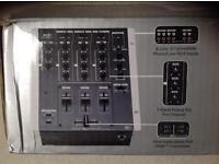 Gemini PS-626x DJ mixer