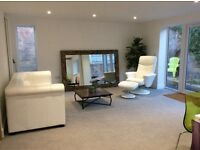 LUXURY CONTEMPORARY NEW BUILD ECO BUNGALOW, PERFECT FOR SOUTHAMPTON BOAT SHOW