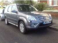 2005 Honda CRV 2.0Litres VTEC Executive 5DR, Interion Full Leather just passed MOT