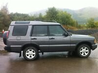 LANDROVER DISCOVEREY TD5 AUTO 7 SEATER