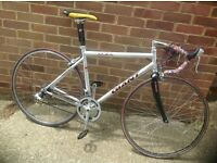Lightweight Giant TCR Compact Road Bike 16 speed.