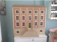 Priory dolls house