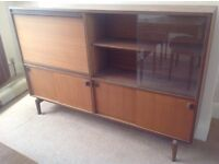 Genuine 1970s preloved bureau/ bookcase