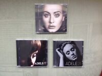 Adele 19, 21, 25 C/D collection