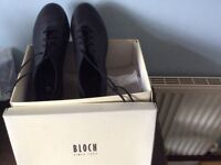 Bloch Student Jazz Tap Shoes UK 7
