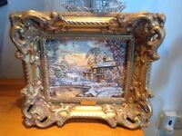 Genuine (original) oil painting by British artist John Corcoran...size 8 inches x10 inches. £100