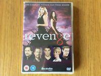 Revenge Season Four DVD Set