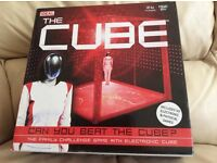Cube board game