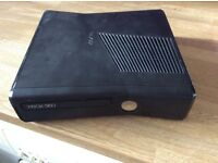 Xbox 360 slim *no hard drive*