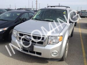 2012 Ford Escape XLT. Local trade, Low kilometers