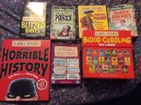 Horrible History collection
