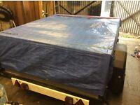 Large car trailer
