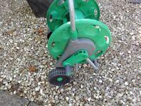 Garden hose holder