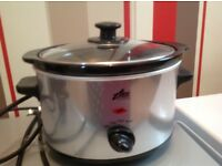 Team international slow cooker 1.5 litres
