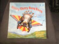AN ORIGINAL CHITTY CHITTY BANG BANG LP ALBUM FROM 1968
