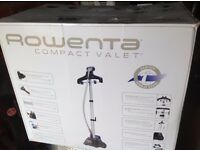 ROWENTA® COMPACT GARMENT VALET £50 ONO NEW *