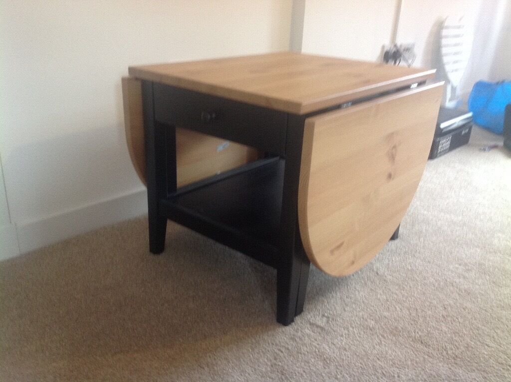 BRAND NEW COFFEE TABLE Ex IKEA ARKELSTORP SOLID WOOD