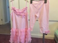 Kate Mack dress/leggings