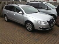 BARGINE..CHEAP..VW PASSAT ESTATE DSG 2.0 TDI AUTOMATIC