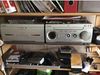 Sony MHC-W25 COMPACT STEREO SYSTEM - EXC CONDITION
