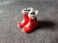 Next little girls boots.
