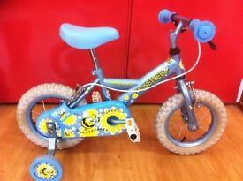 """Kids beginner bike - refurbished 12"""" Apollo Honeybee wheels"""