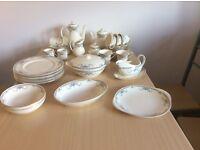 Royal Dalton china dinner tea service